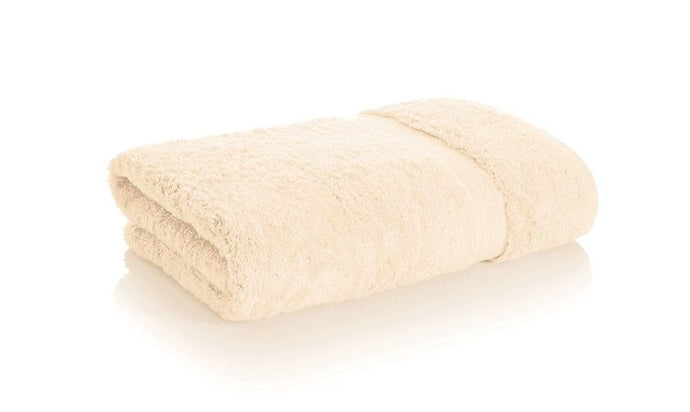 bamboo towels from sleepbamboo - Light yellow butter