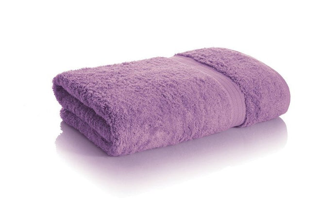 Bamboo Towel Set - Lilac Purple