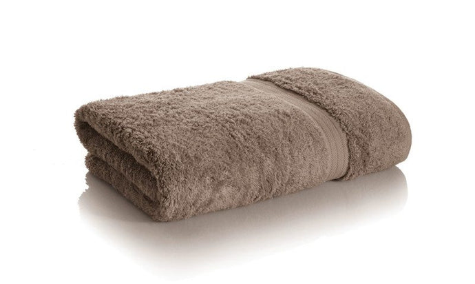 Bamboo Towel Set - Light Chocolate