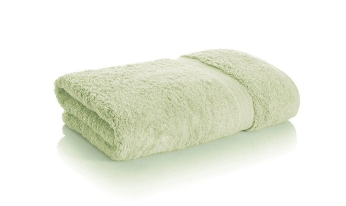 Bamboo Towel Set - Light Green