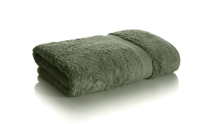 Bamboo Towel Set - Mountain Green