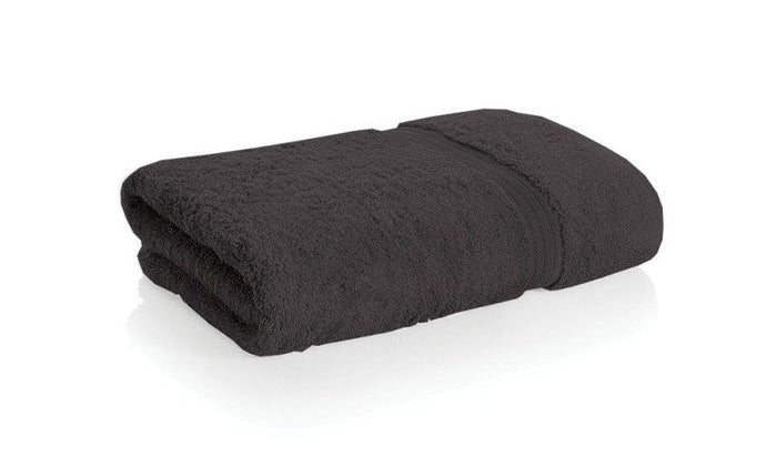 dark grey bamboo towels best