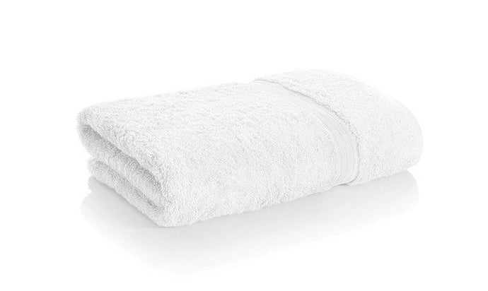 Bamboo Towel Set - White