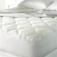 Load image into Gallery viewer, Super Thick Luxury Bamboo Mattress Pad - Cool To Touch - SleepBamboo Sheets