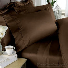 Load image into Gallery viewer, Queen Size 100% Bamboo Pillowcase Set (2) - SleepBamboo Sheets
