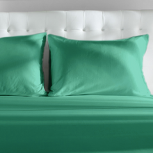 Load image into Gallery viewer, Emerald Bamboo Sheets