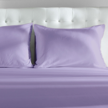 Load image into Gallery viewer, Lavender Bamboo Sheets - SleepBamboo Sheets