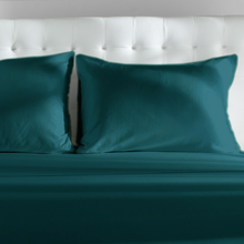 Load image into Gallery viewer, Teal Bamboo Sheets - SleepBamboo Sheets