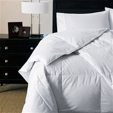 Load image into Gallery viewer, White Down Luxury Comforter - SleepBamboo Sheets