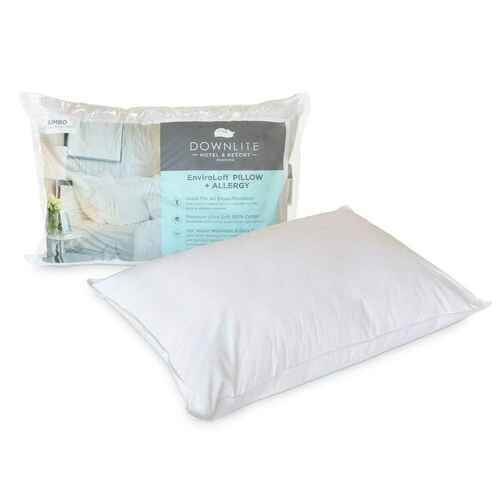 Hotel & Resort Pillow AAFA Certified Allergen Pillow - SleepBamboo Sheets