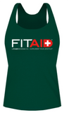 FITAID LADIES TANK - EMERALD