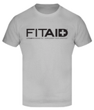 FITAID MENS T-SHIRT - GREY