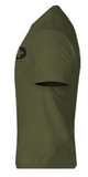 FITAID MENS T-SHIRT - MILITARY GREEN