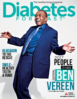 HangTite Insulin Pen Holder Featured In Diabetes Forecast Magazine