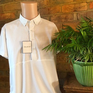 Short Sleeve White