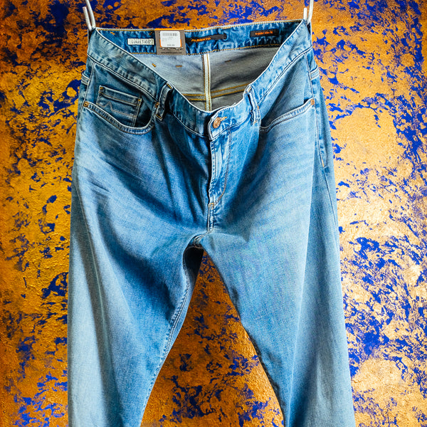 Denim Stone Light-Weight: Blue