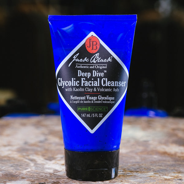 Deep Dive: Glycolic Facial Cleanser