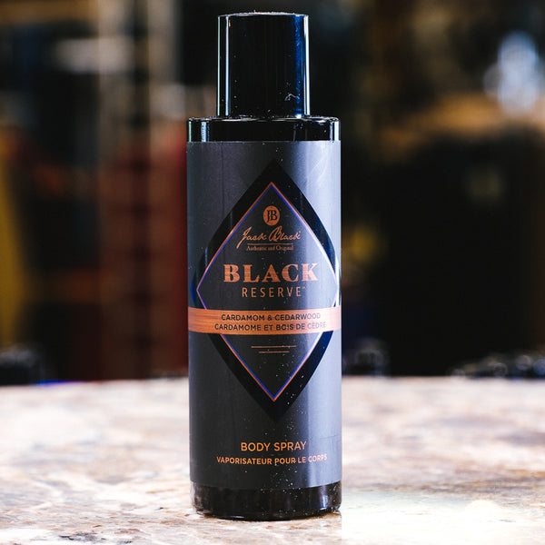 Black Reserve Body Spray