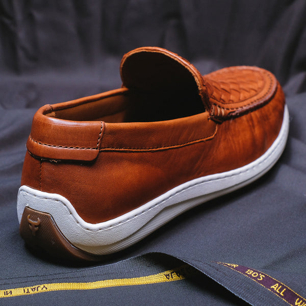 Silas Leather Loafer