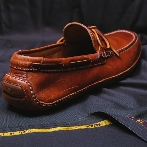 "Tan ""Dillon"" Loafer"