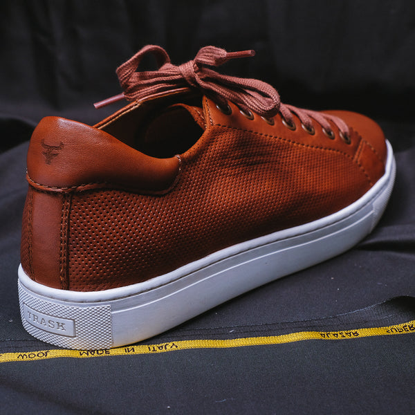 Adler Leather Casual Shoe