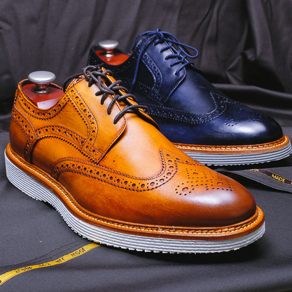 Rogan Wingtip Shoe