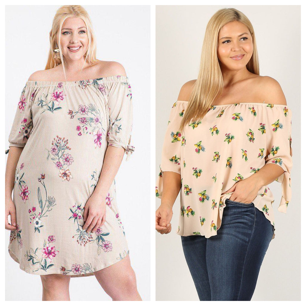 New to Rada Boutique: Online Plus Size Collection!