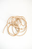 Twisted Cloth Lamp Cord | Beige