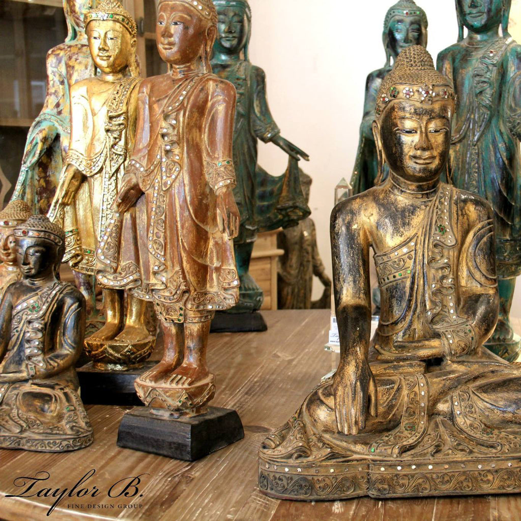 NEW IN: Exclusive handcrafted sculptures from Chiang Mai