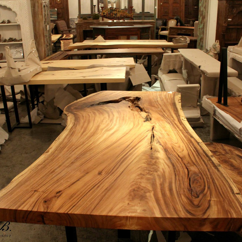 BRAND NEW SHIPMENT of suar wood furniture pieces