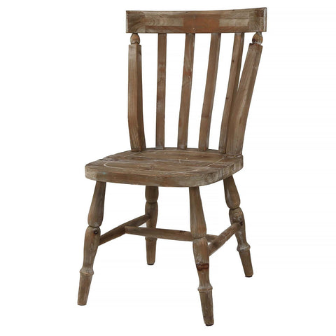 Image of Natural Oak Dining Chair