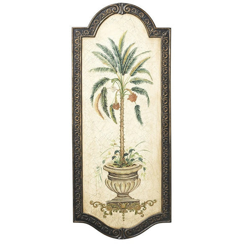 Palm Tree Wall Panel 1