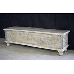 Wooden Carved Chest