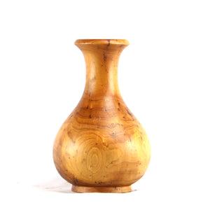 Teak Decorative Vase