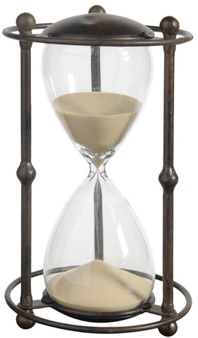 Image of Hour Glass In Stand (Approx.1 Hour)