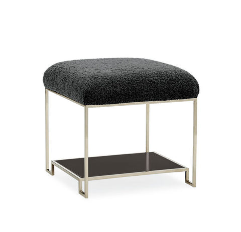 Image of Thoroughly Modern Ottoman By Caracole® (ON SALE)