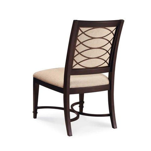 INTRIGUE- UPHOLSTERED SIDE CHAIR