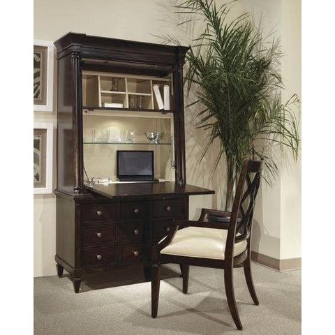 Image of Classic Secretary Hutch - Taylor B. Fine Design Group - 2