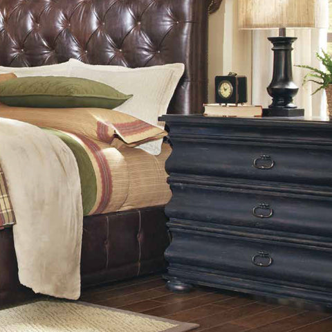Whiskey Oak Accent Drawer Chest - Taylor B. Fine Design Group - 2
