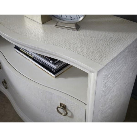 Cosmopolitan Nightstand Parchment