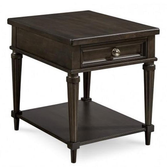 Kirke End Table - Thistle Finish