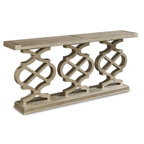 Image of Morrissey - Hillier Console Table - Bezel