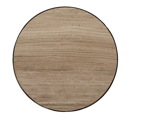 Morrissey - Yeats Round Lamp Table - Bezel By A.R.T Furniture® (ON SALE)