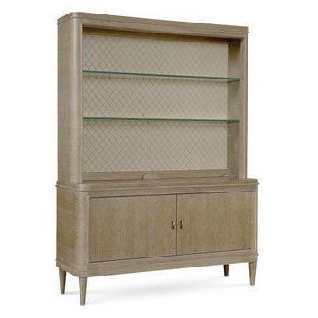 Image of Greenpoint Sandstone China Display Cabinet (ON SALE)