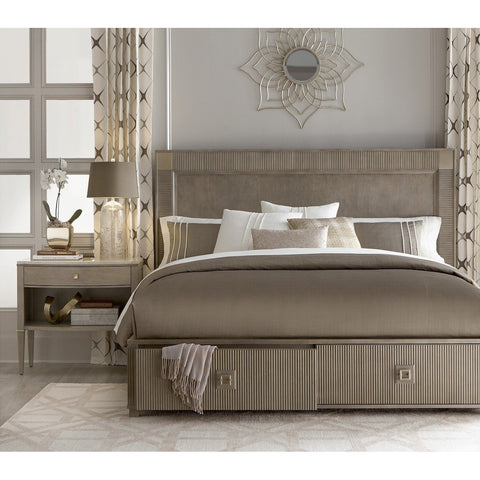 Image of Cityscapes - 5/0 Hudson Storage Queen Bed