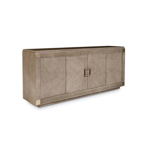 Cityscapes - Hudson Entertainment Console By A.R.T Furniture®