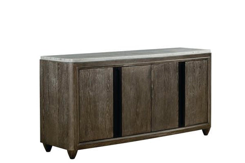 GEODE - TOPAZ CREDENZA by A.R.T. Furniture