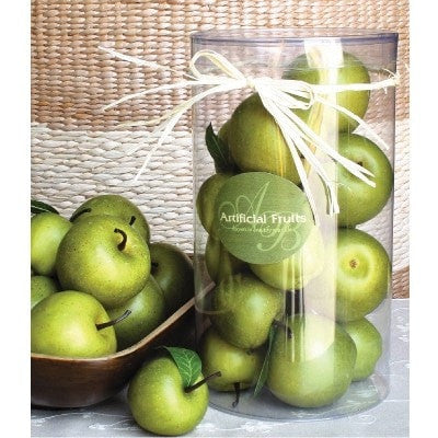 Boxed Green Apples