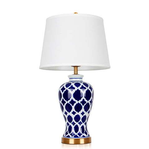 Odin's Patterned Table lamp