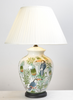 White Toucan Table Lamp